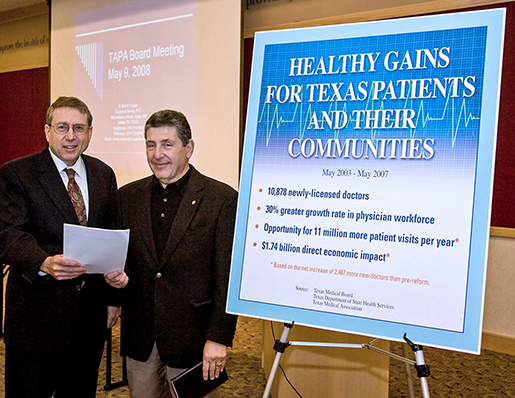 Healthy gains for Texas patients and their communities